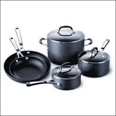 Calphalon Cookware Set review