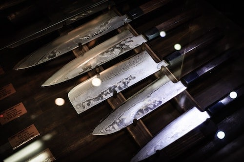 kitchen knife set reviews