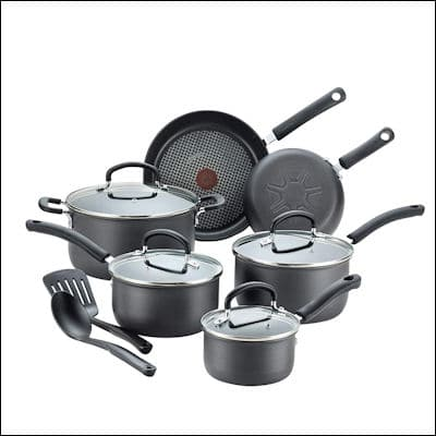 T-fal E765SC Cookware Set review